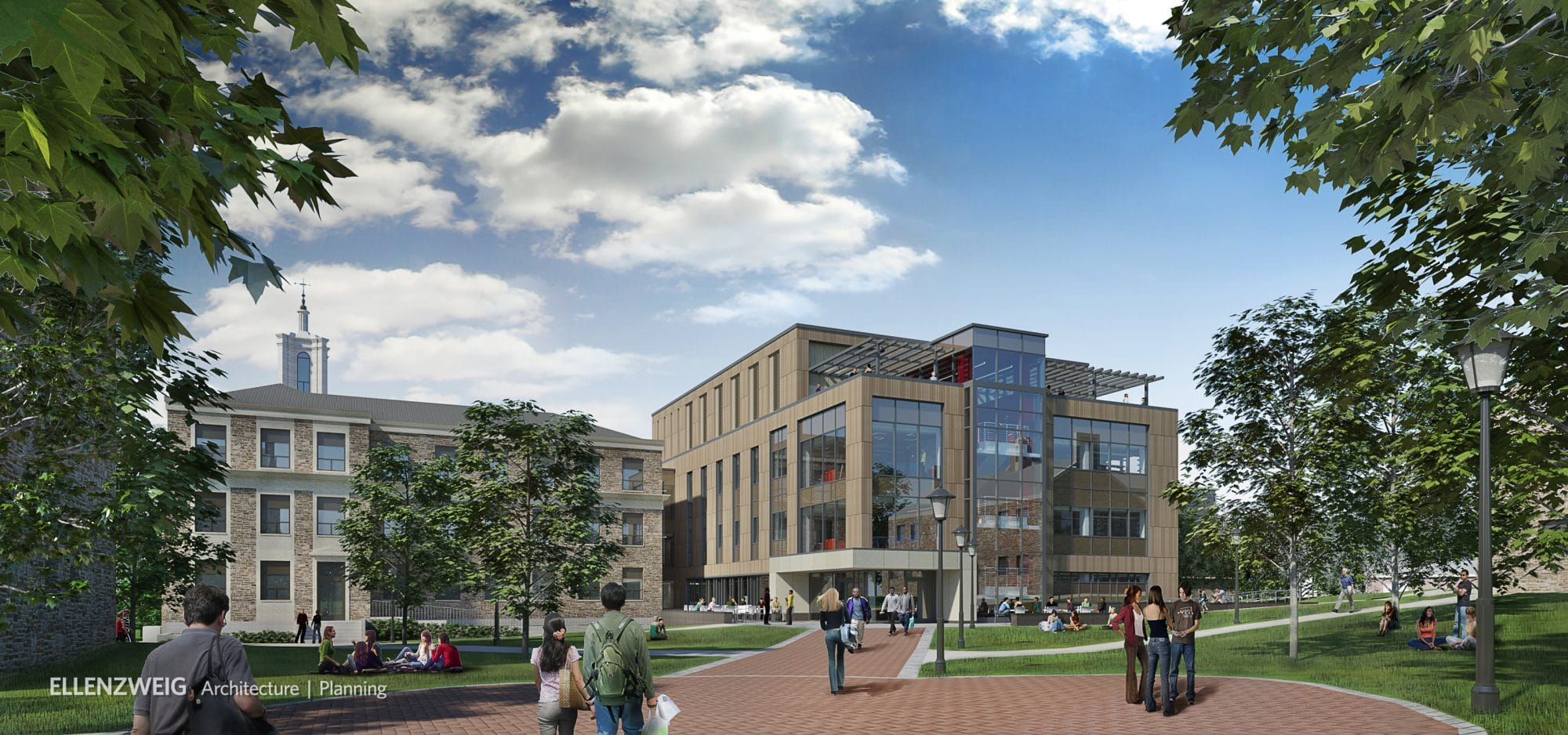 Kinsley Teams Up with Ursinus College to Construct New