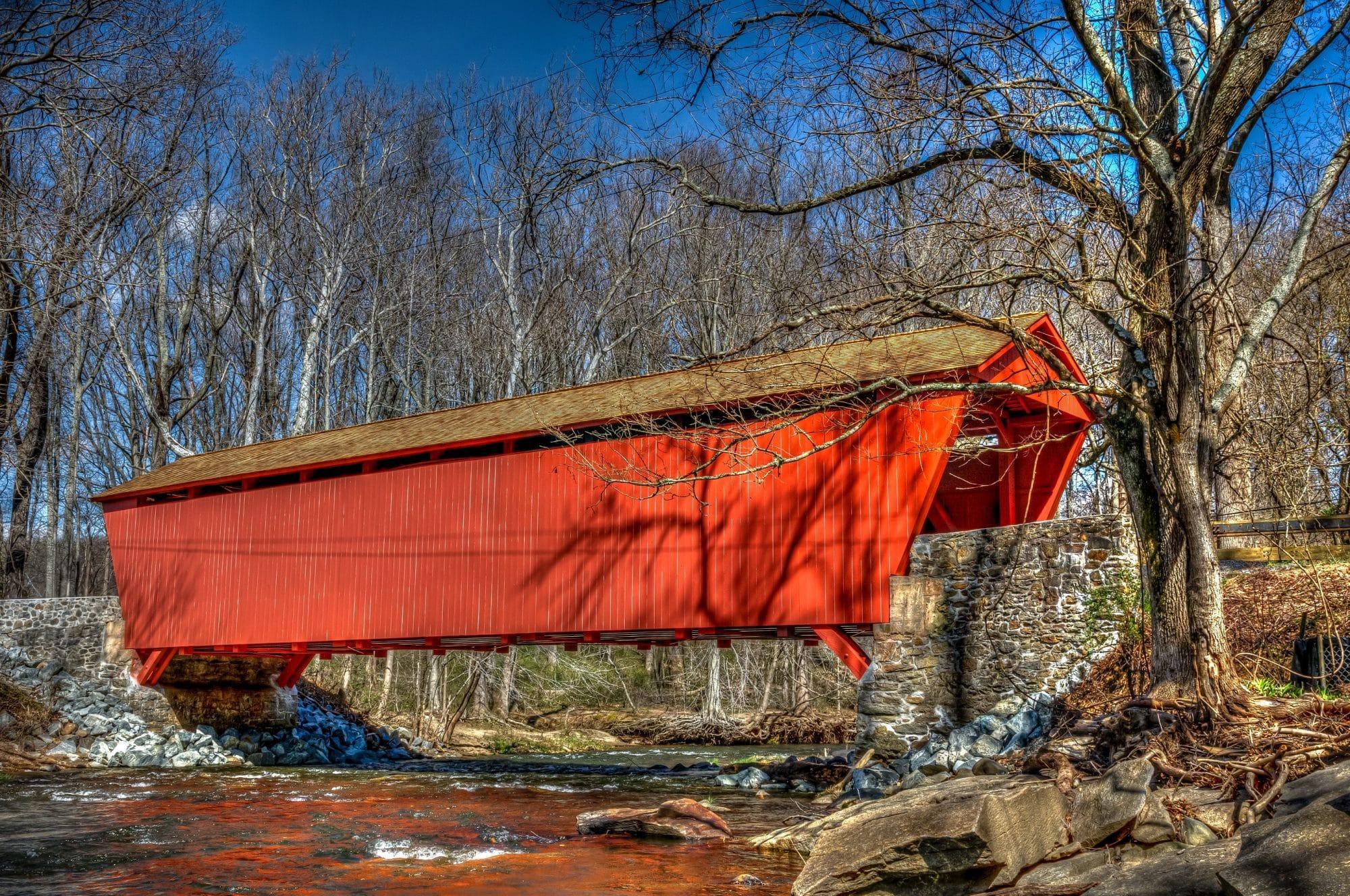 Jericho Road Bridge Exterior Final