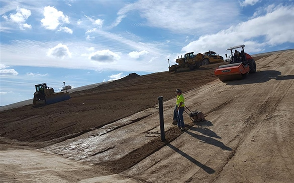 Kinsley Site Work Services - Grading