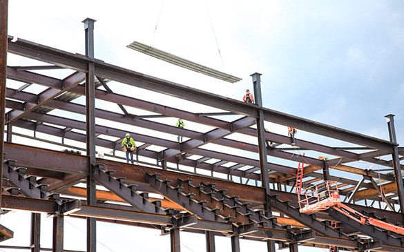 Kinsley Manufacturing - Steel Erection
