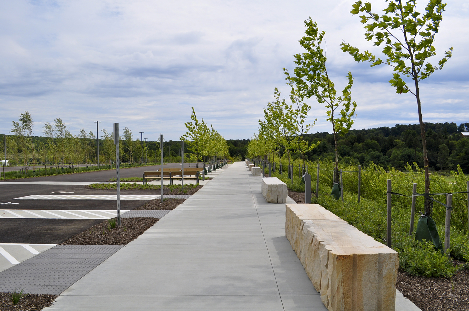 Flight 93 Memorial Benches