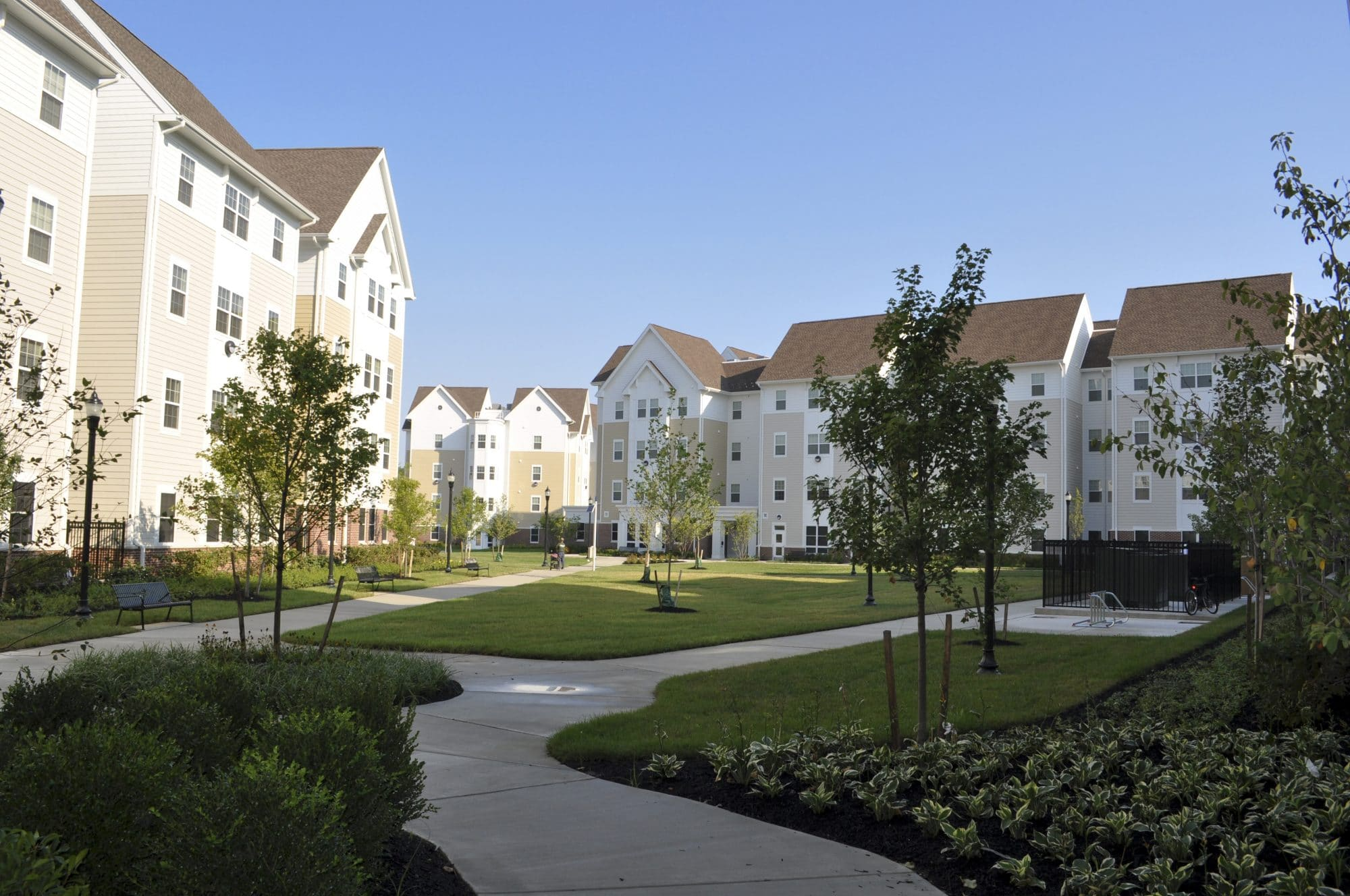 Rowan Univesrity Apartment Complex