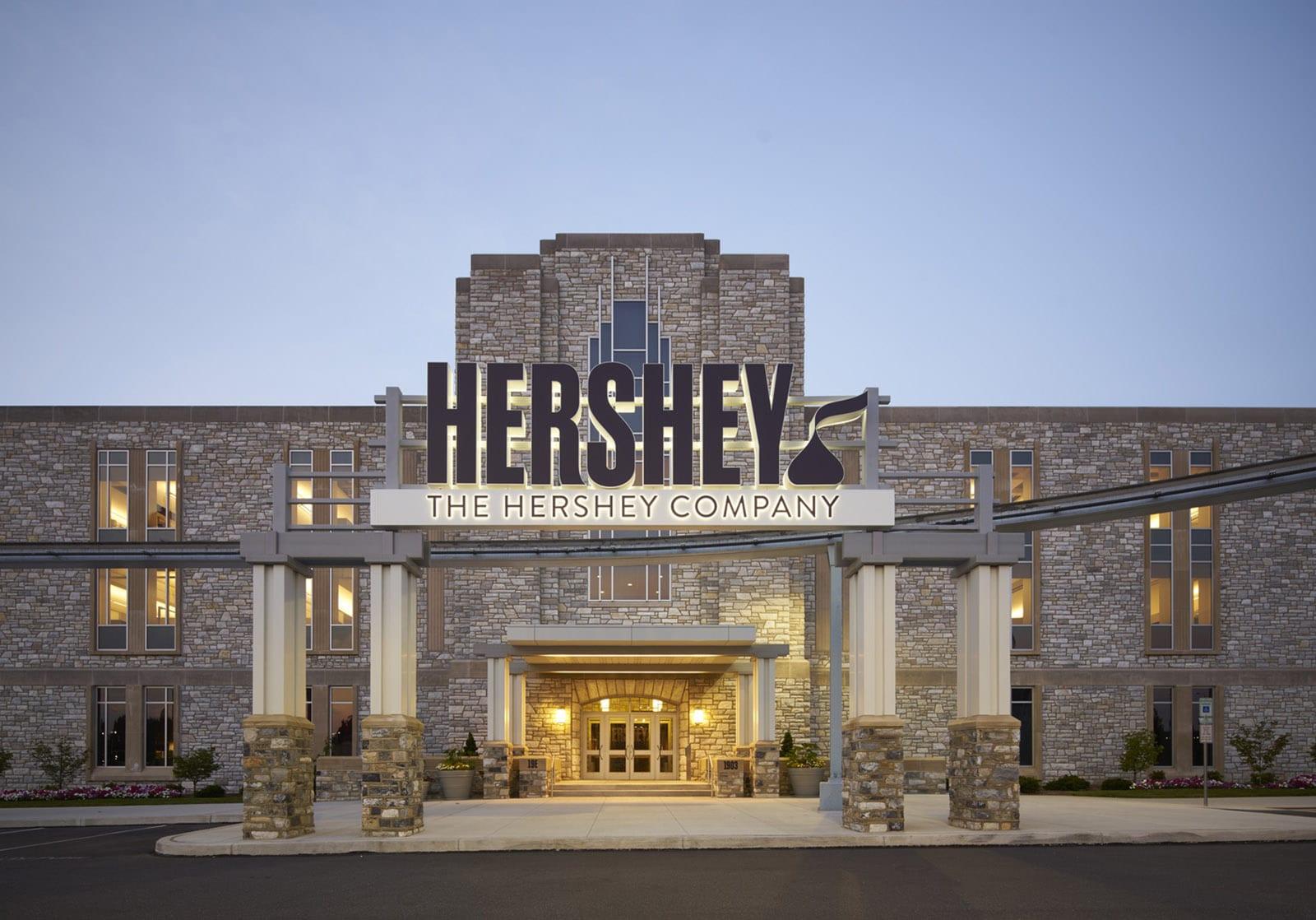Hershey Next Century Office Renovation - Kinsley Construction