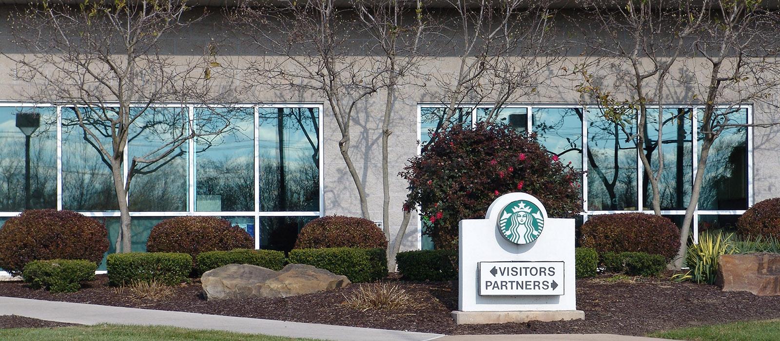Starbucks Roasting Plant Warehouse - Kinsley Construction