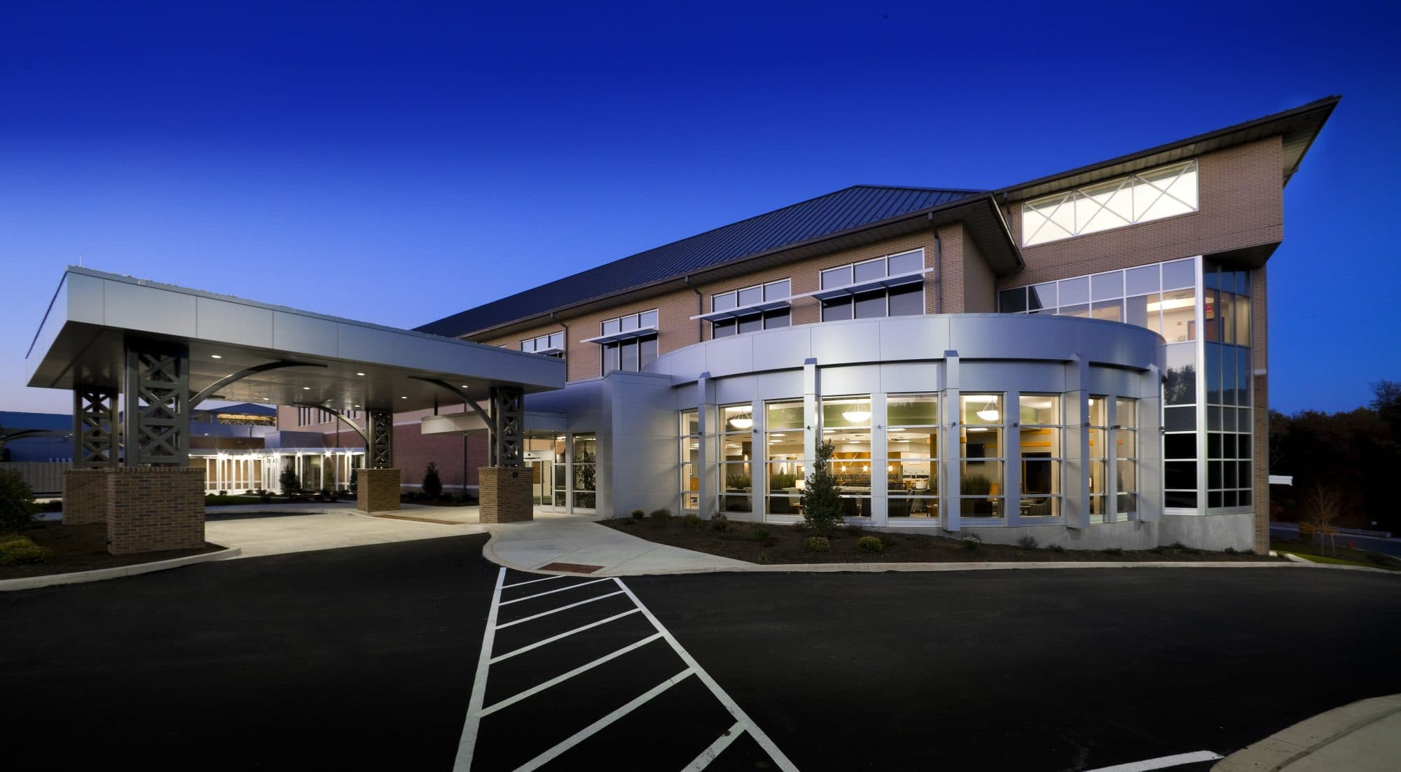 OSS Orthopaedic Hospital Addition - Kinsley Construction