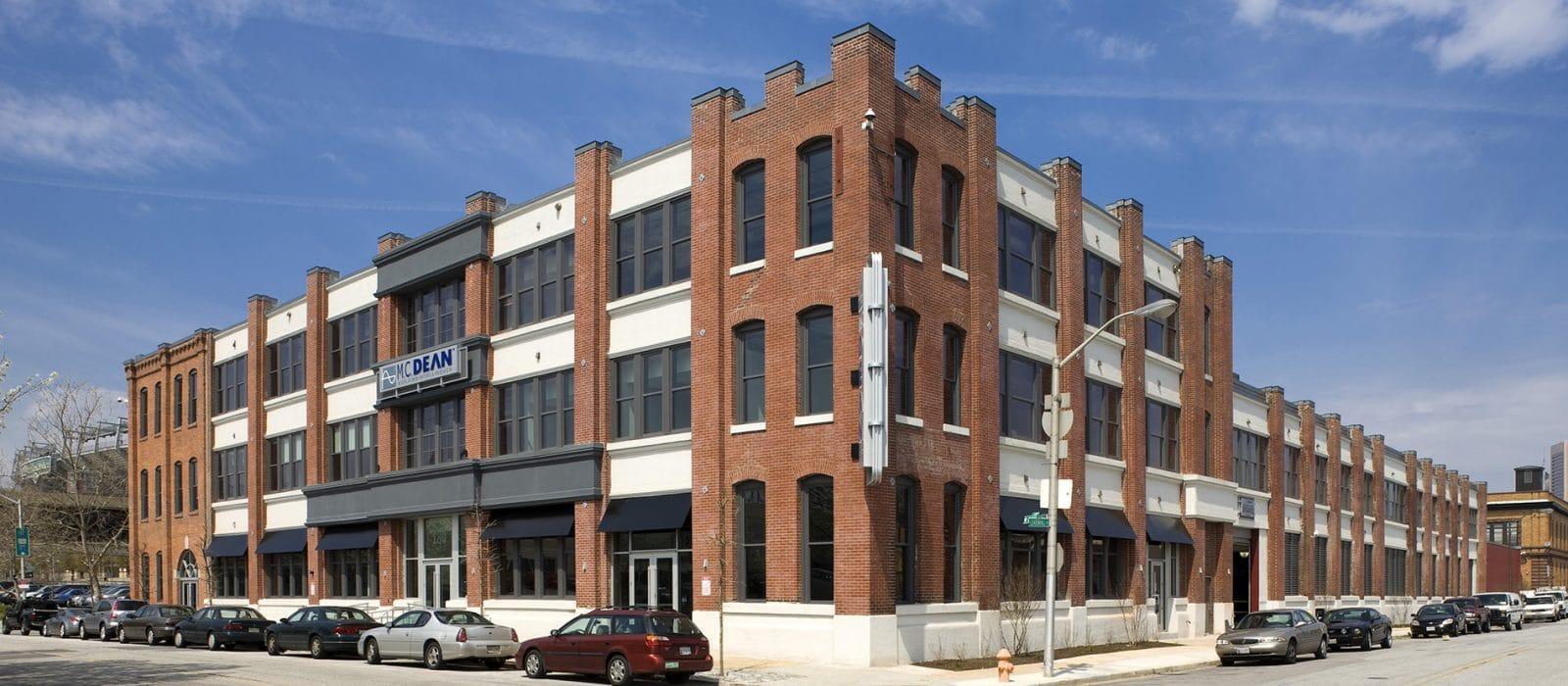 M. C. Dean Office Building