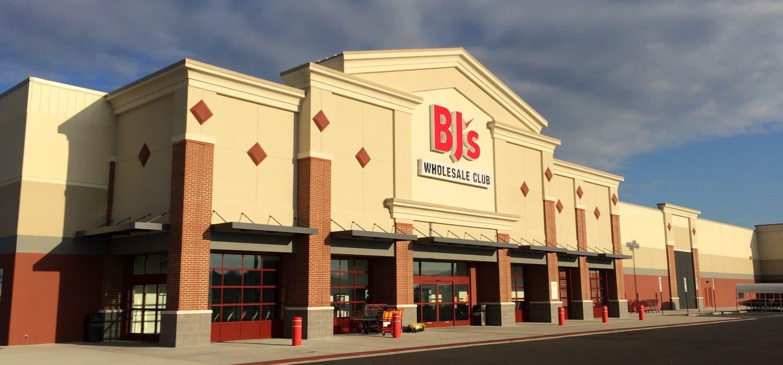 BJ's Wholesale Club Retail Store Construction - Kinsley Construction