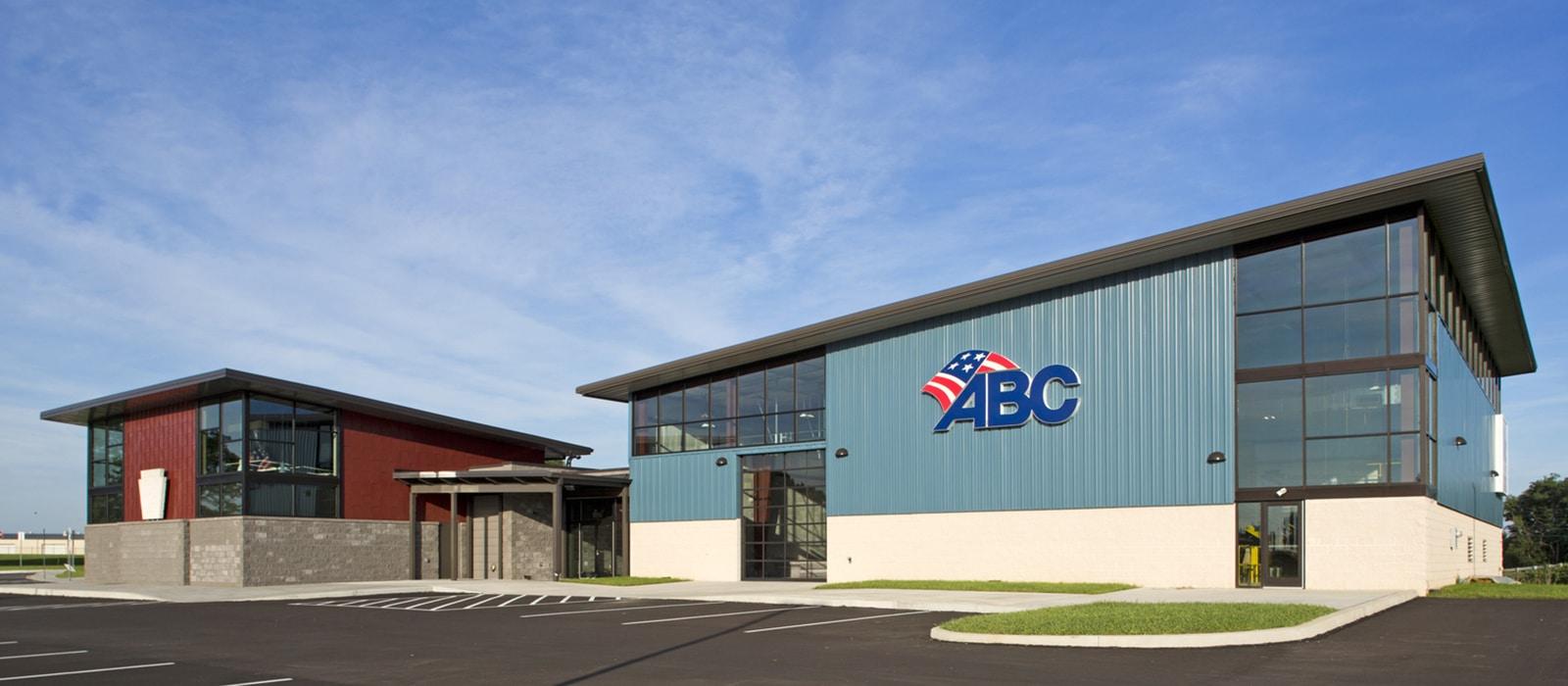 ABC Keystone Training Facility - Kinsley Construction