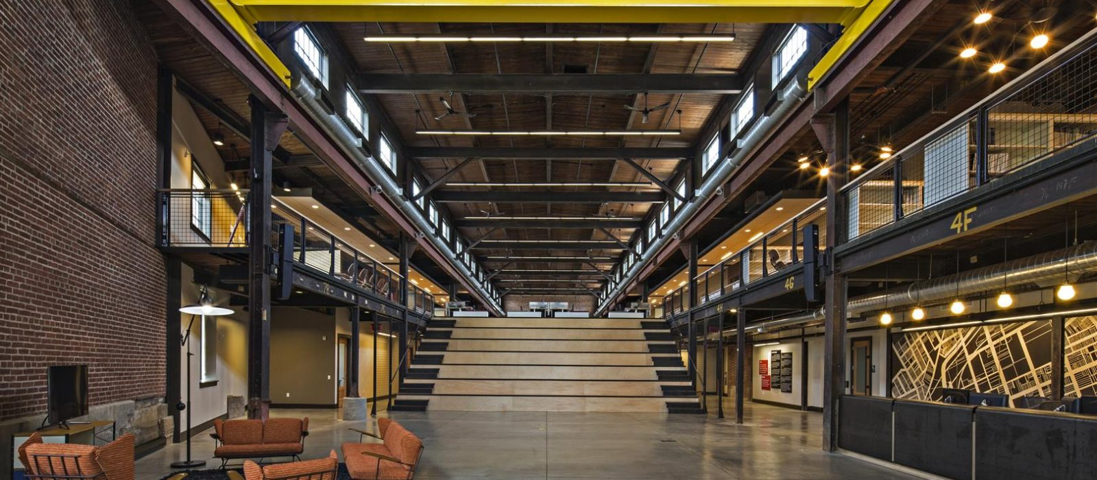 Warehaus Office Renovations - Kinsley Construction