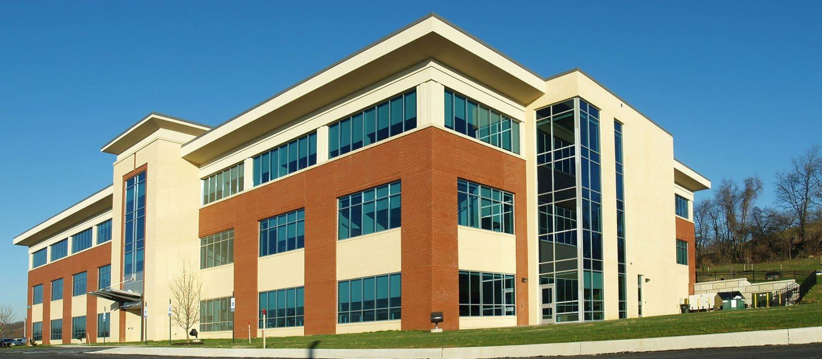 Metso Minerals Industries Office Building Exterior