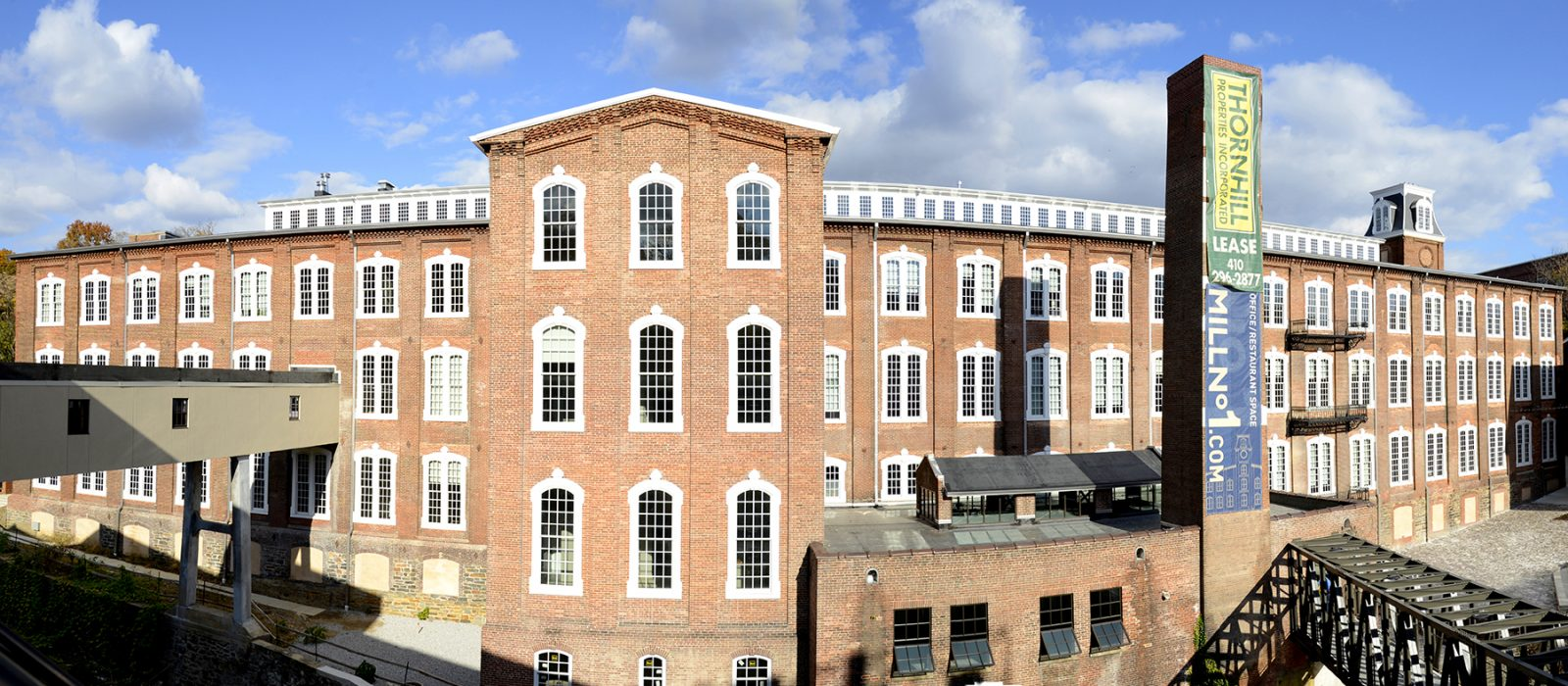 Mill No. 1 Apartments Exterior