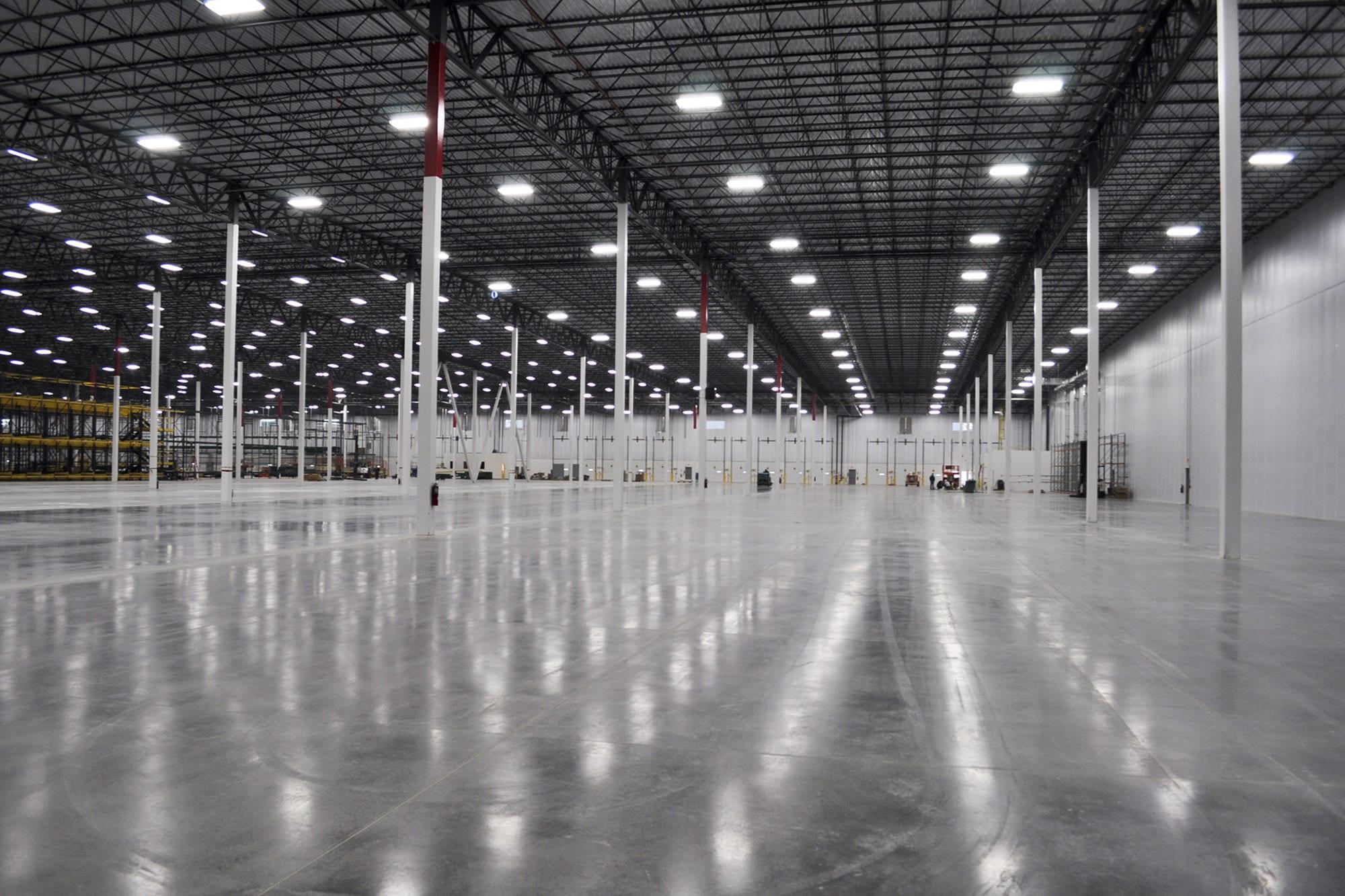 Ollie S Bargain Outlet Distribution Center Kinsley Construction