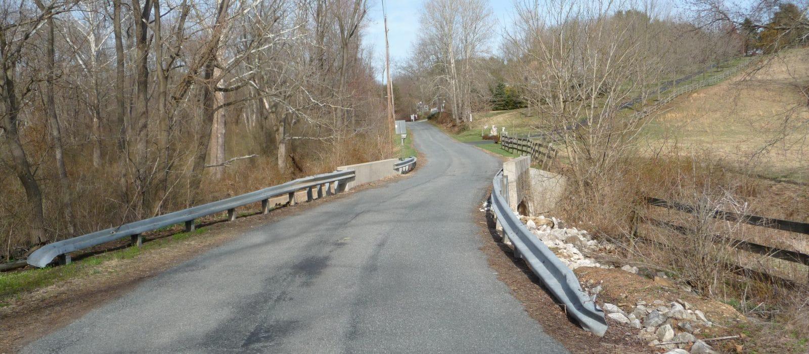 Ensor Road Bridge Replacement