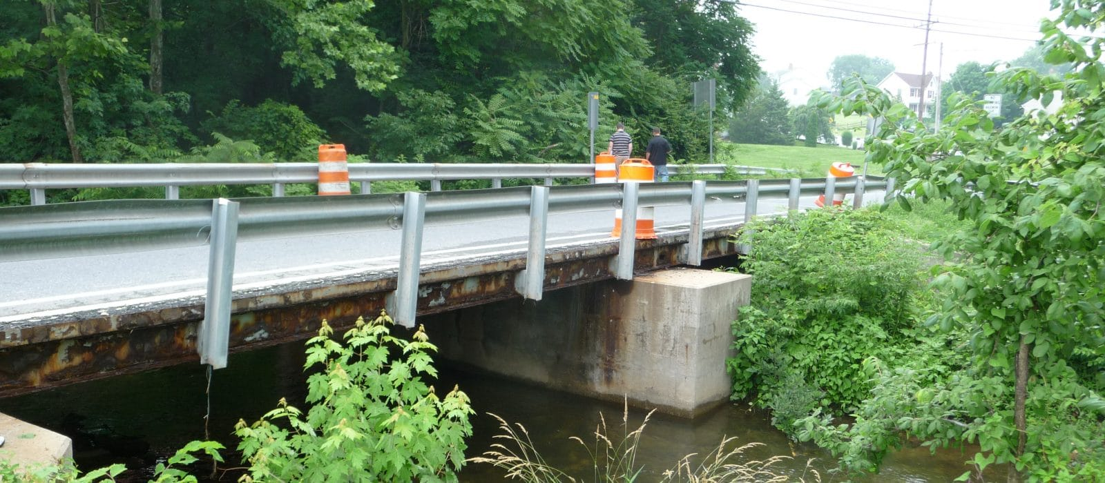 Moser Road Bridge Replacement