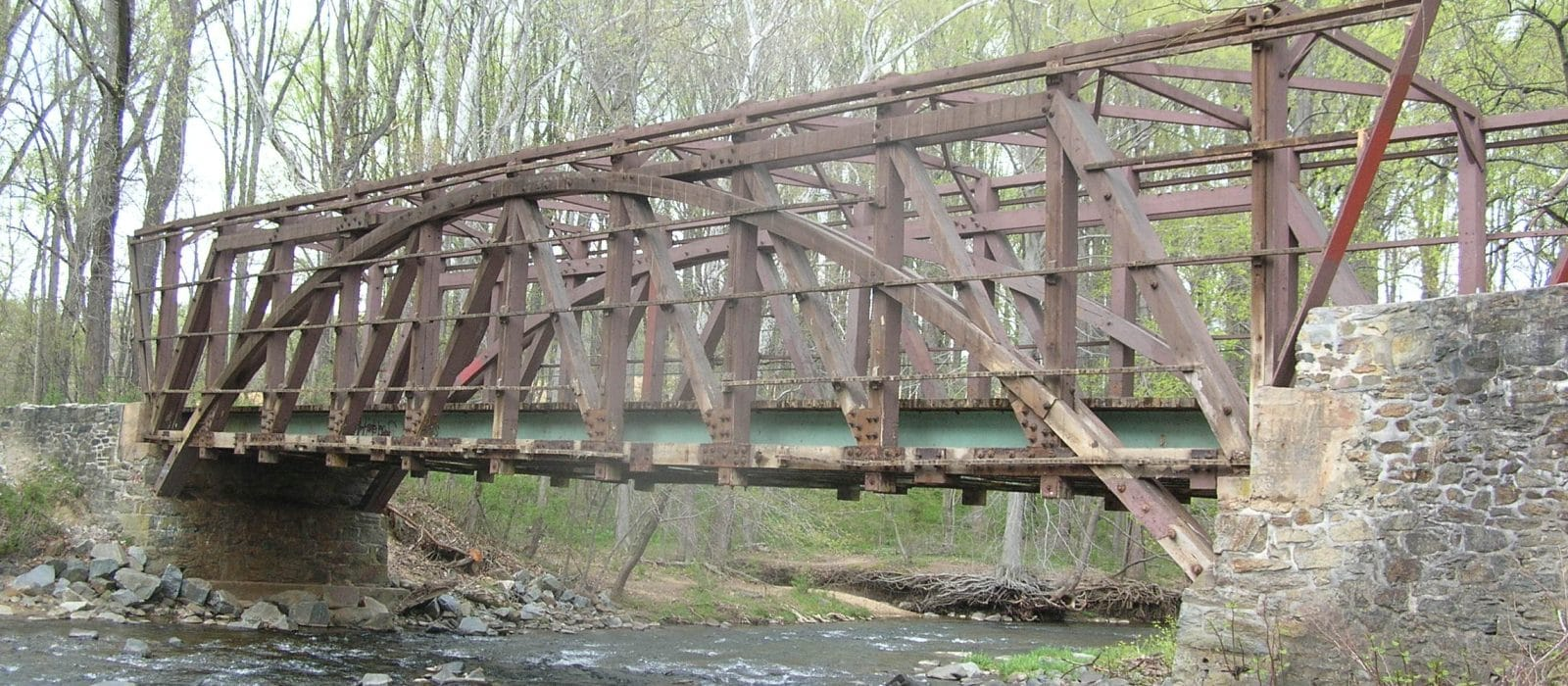 Jericho Road Covered Bridge Rehabilitation exterior