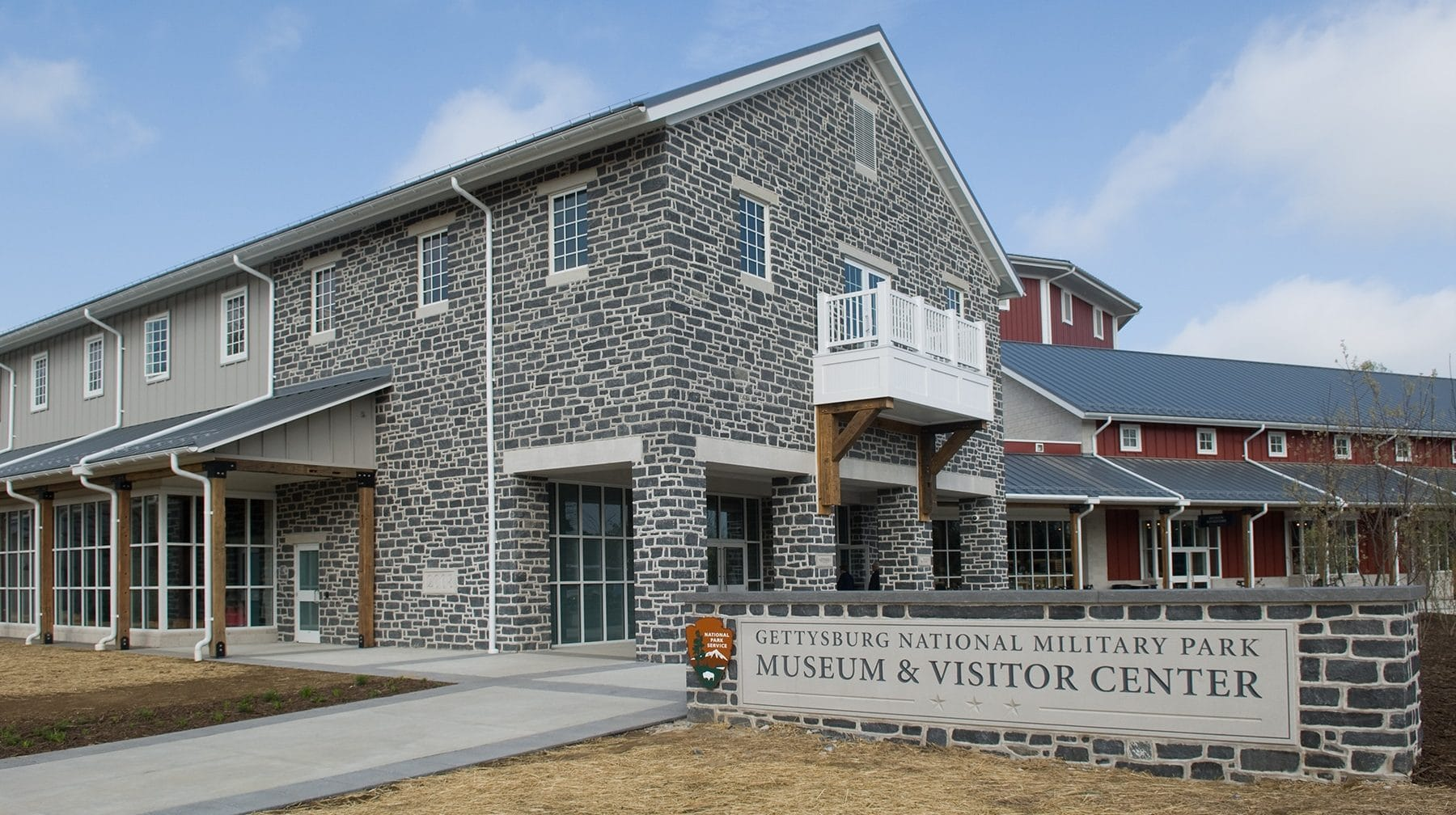 Gettysburg Museum and Visitor Center Exterior