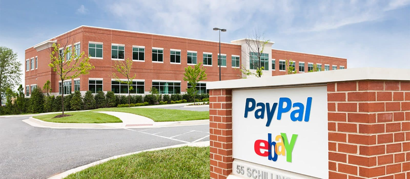eBay and PayPal Tenant Fit-Outs Exterior