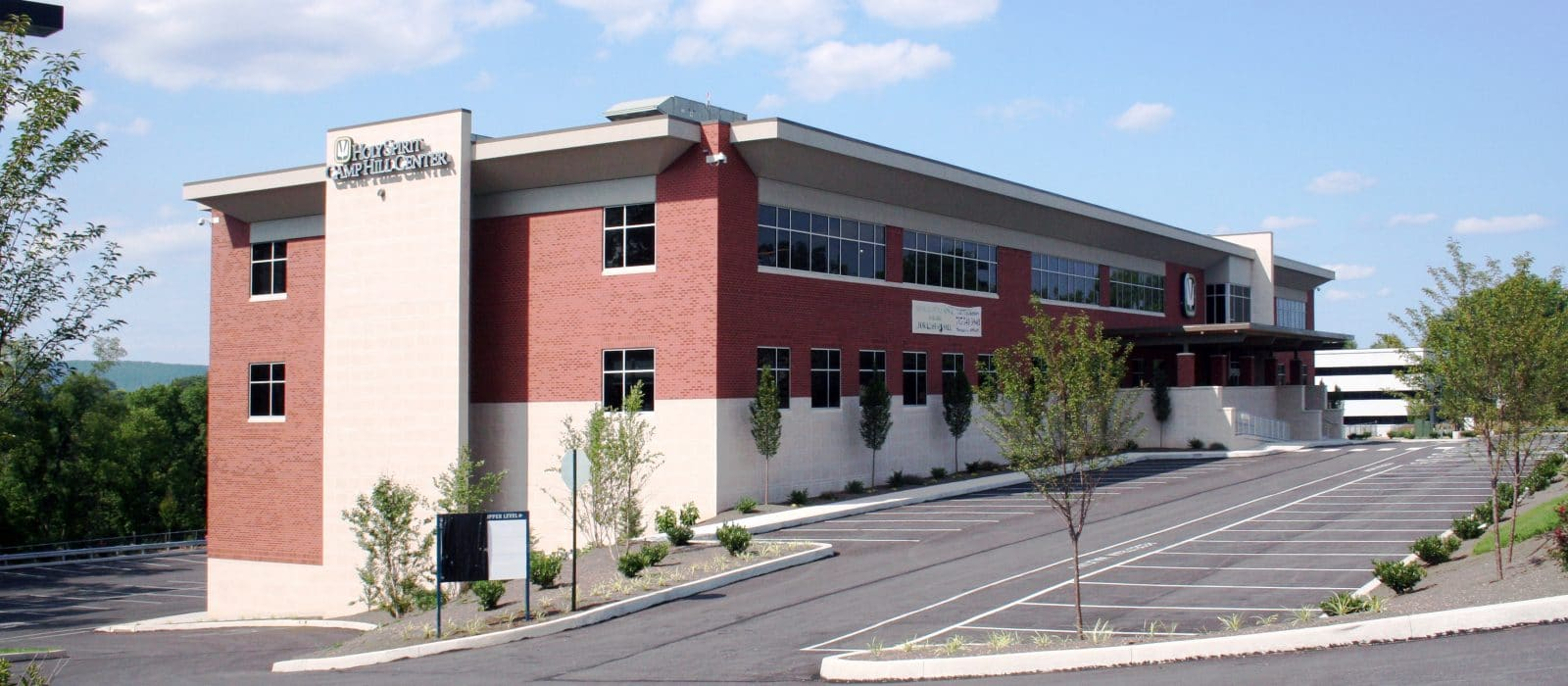 Medical and Outpatient Services Building
