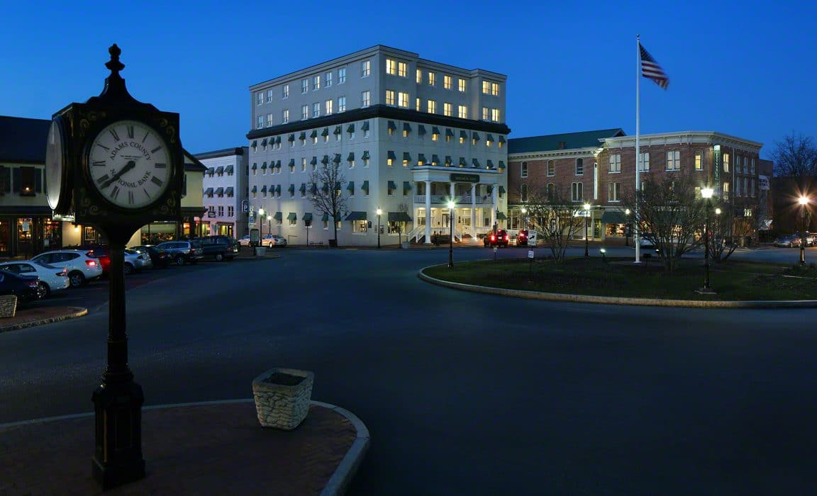 Gettysburg Hotel Renovation