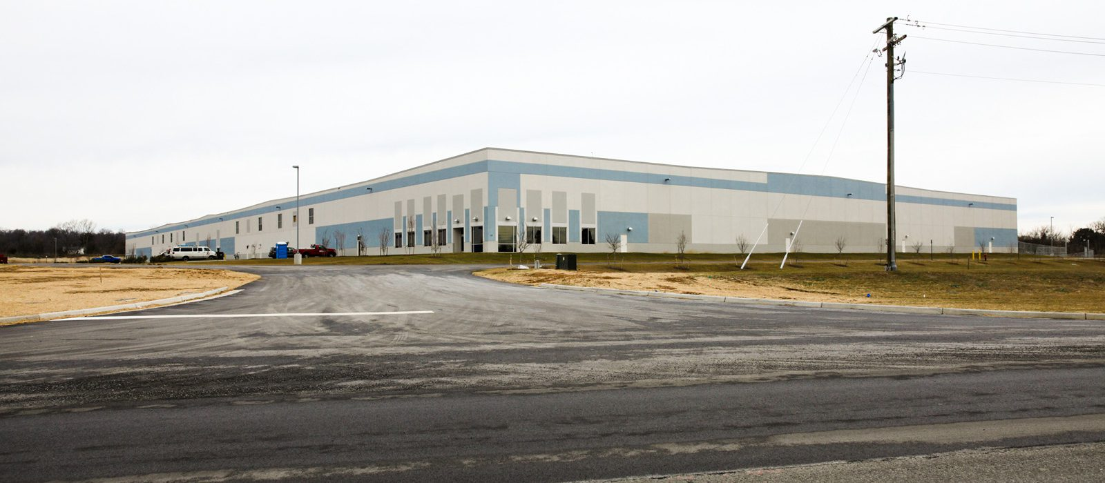 Stonewall Industrial Park Phase 1 Exterior