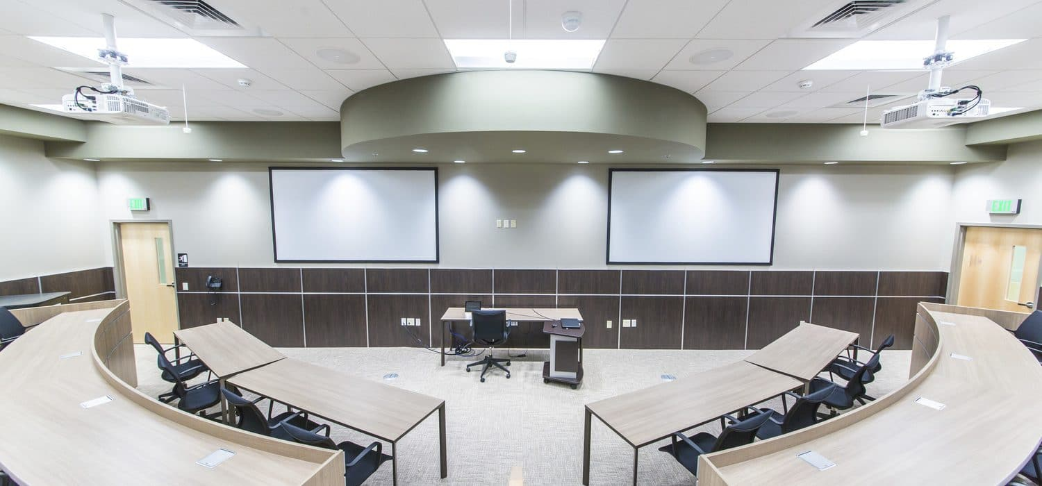OSS Addition Lecture Hall