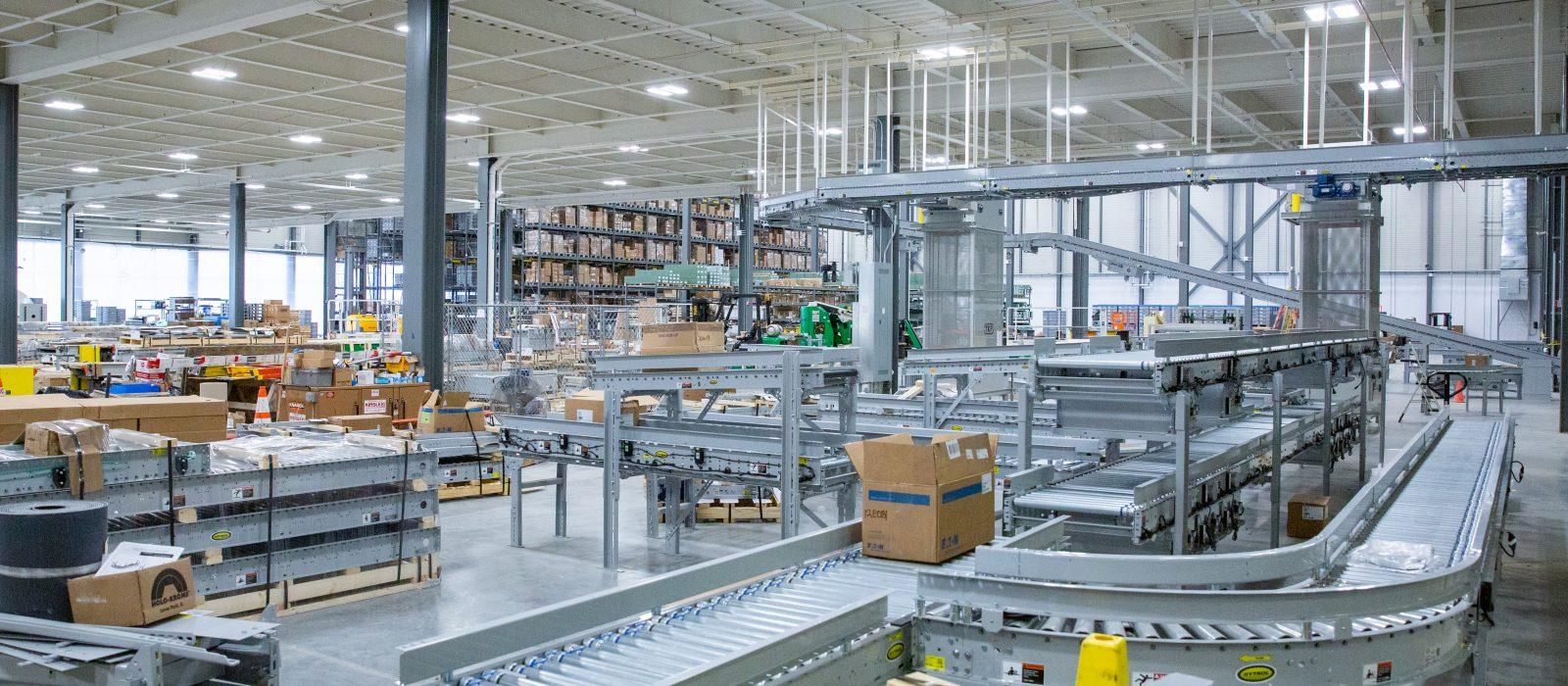 Phoenix Contact LCA Warehouse
