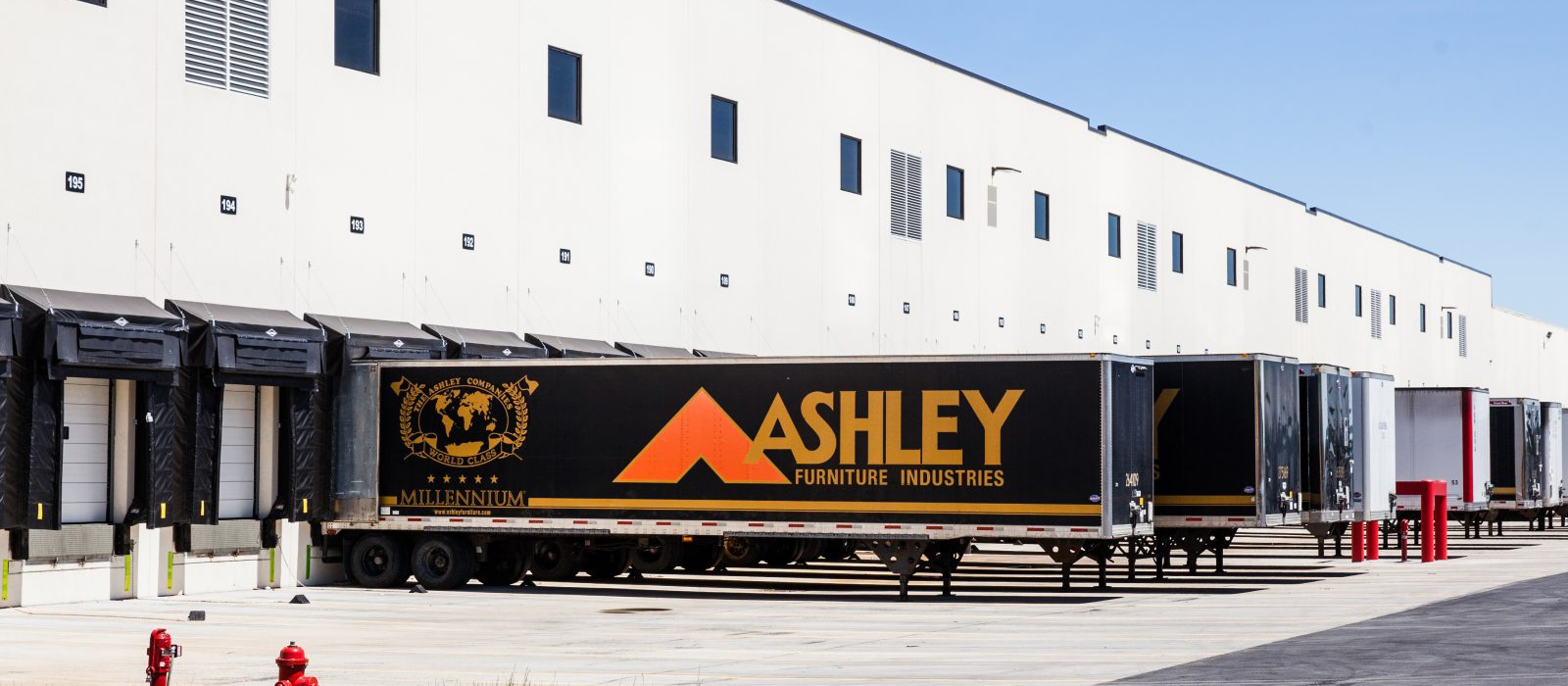 Ashley Furniture Feature