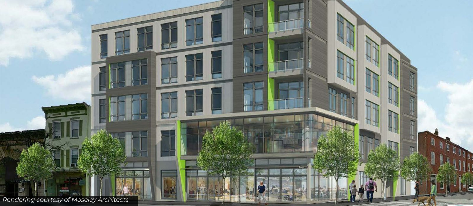 Wheel House Apartments Rendering