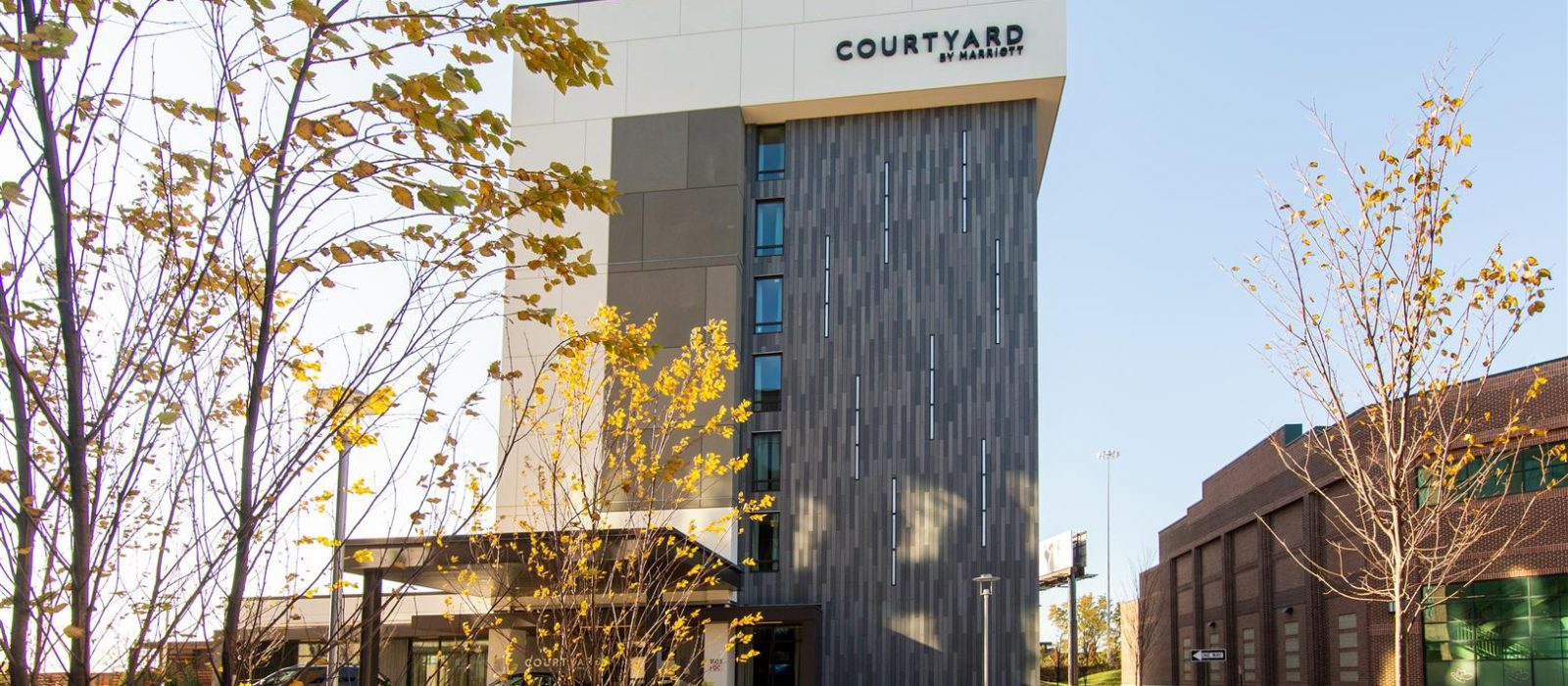 Courtyard McHenry H